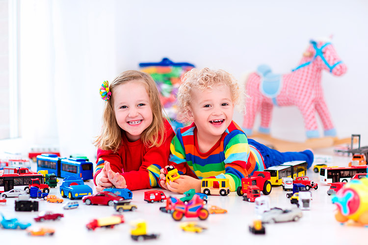 Importancia de los juguetes