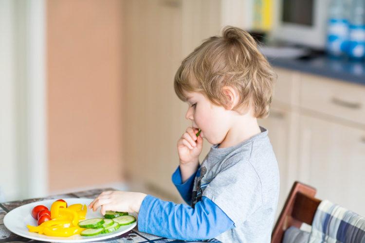 Salud y nutrición para niños