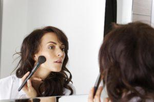 cosmetiqueta para maquillaje