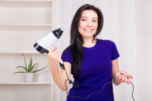 secador para cabello