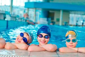 Gorros de natación