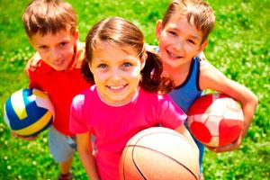 actividad fisica para niños