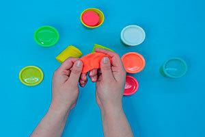 juguetes play doh paso 6