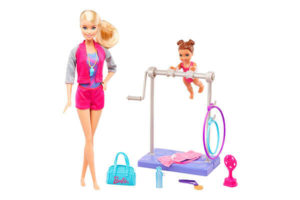 Set Barbie entrenadora de gimnasia - Blog Pepe ganga