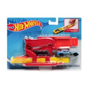 lanzador hot wheels