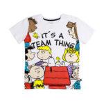Camisetas para niños de snoopy