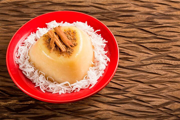 Receta para preparar natilla