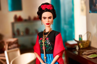 Muñeca Barbie Frida Kahlo - Blog Pepe ganga
