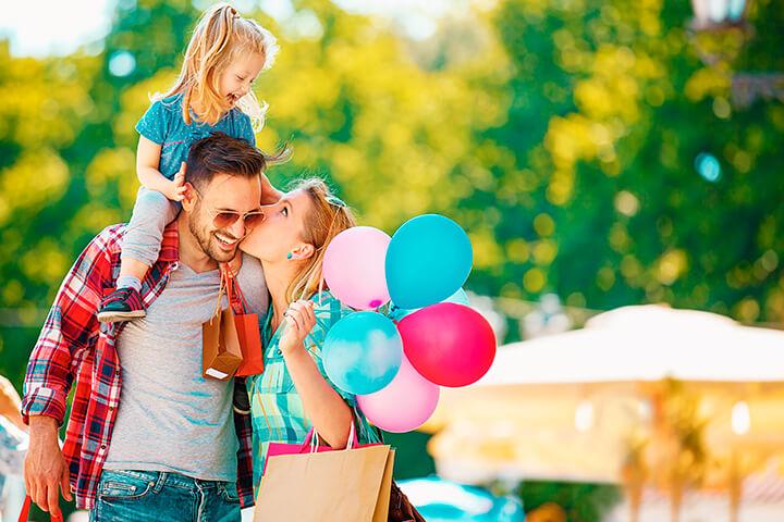 Planes para empezar el año en familia