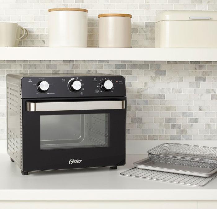 Recetas con horno tostador