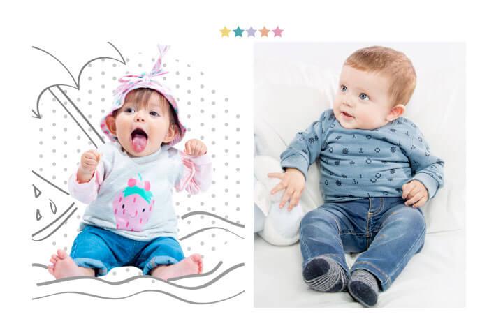 Baobao ropa para bebes