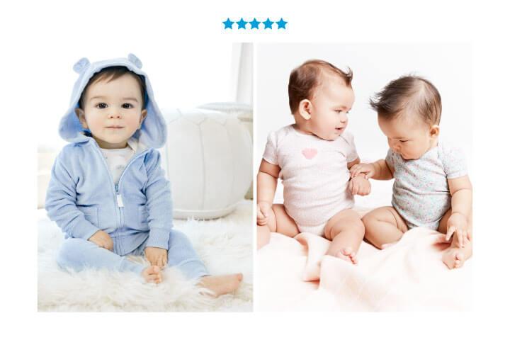 Carters ropa para bebes